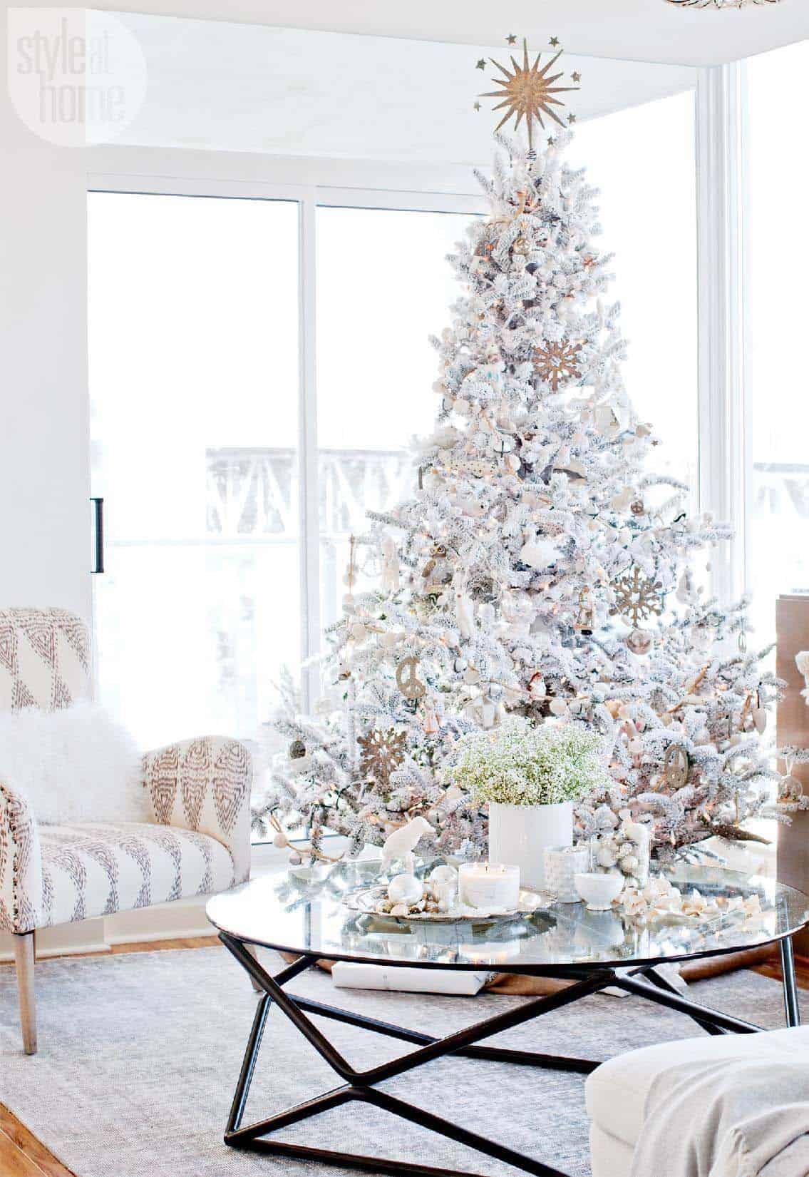 Christmas Tree Decoration Ideas-09-1 Kindesign