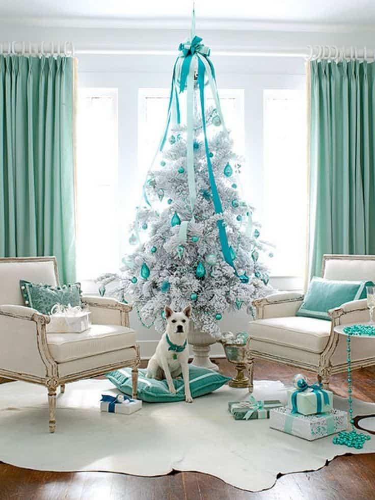 Christmas Tree Decoration Ideas-10-1 Kindesign