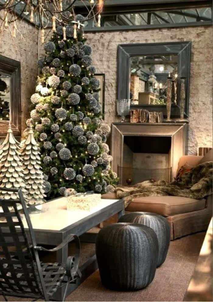 Christmas Tree Decoration Ideas-13-1 Kindesign