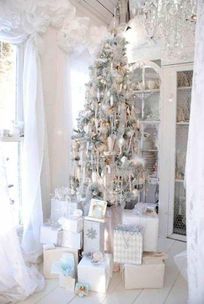 Christmas Tree Decoration Ideas-15-1 Kindesign