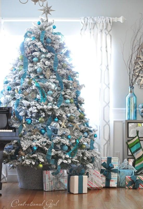 Christmas Tree Decoration Ideas-19-1 Kindesign