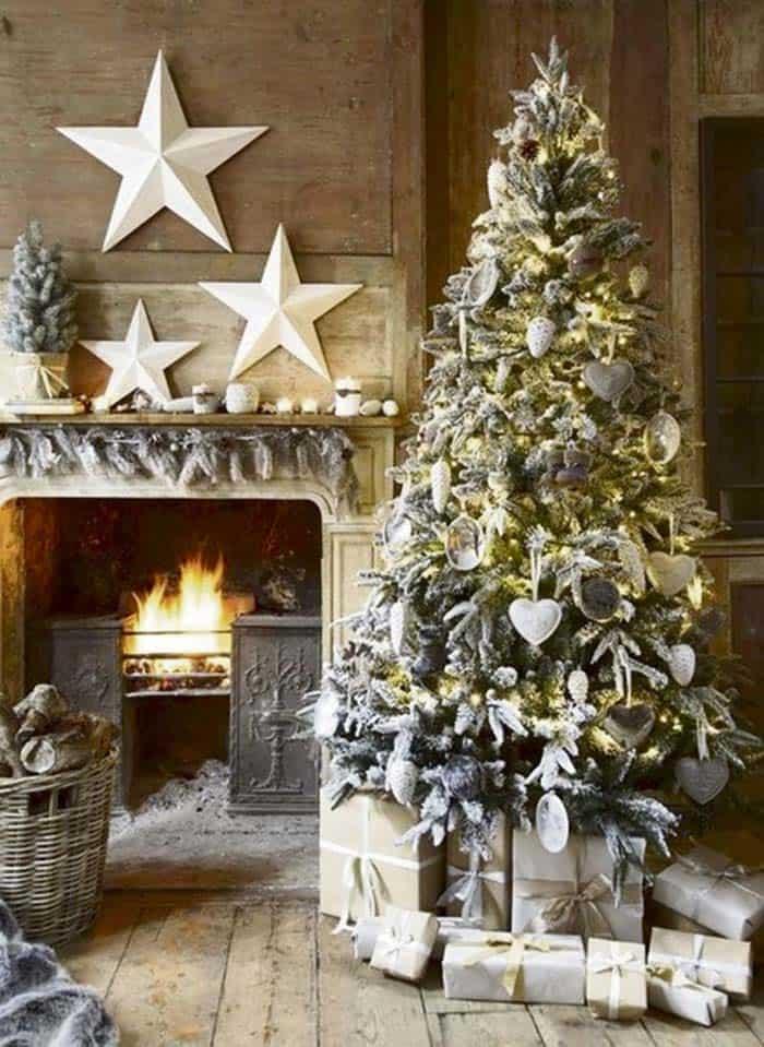 Christmas Tree Decoration Ideas-22-1 Kindesign