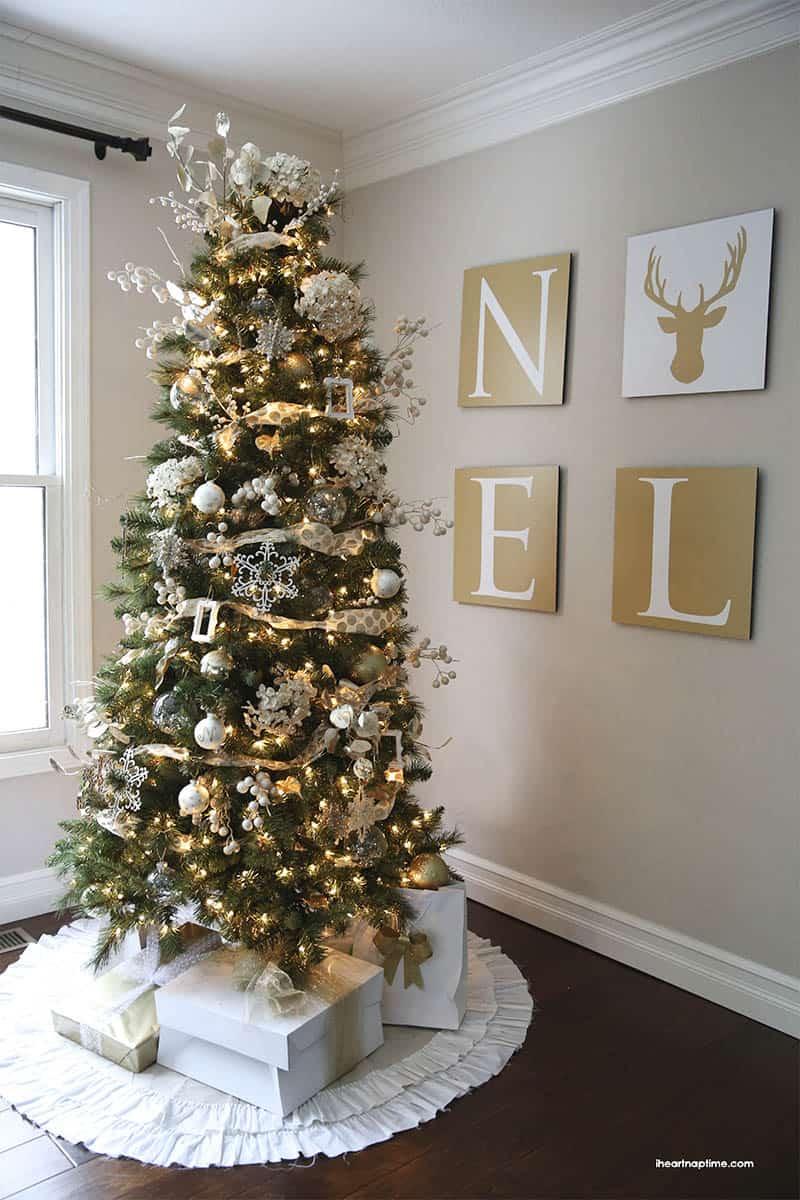 Christmas Tree Decoration Ideas-25-1 Kindesign