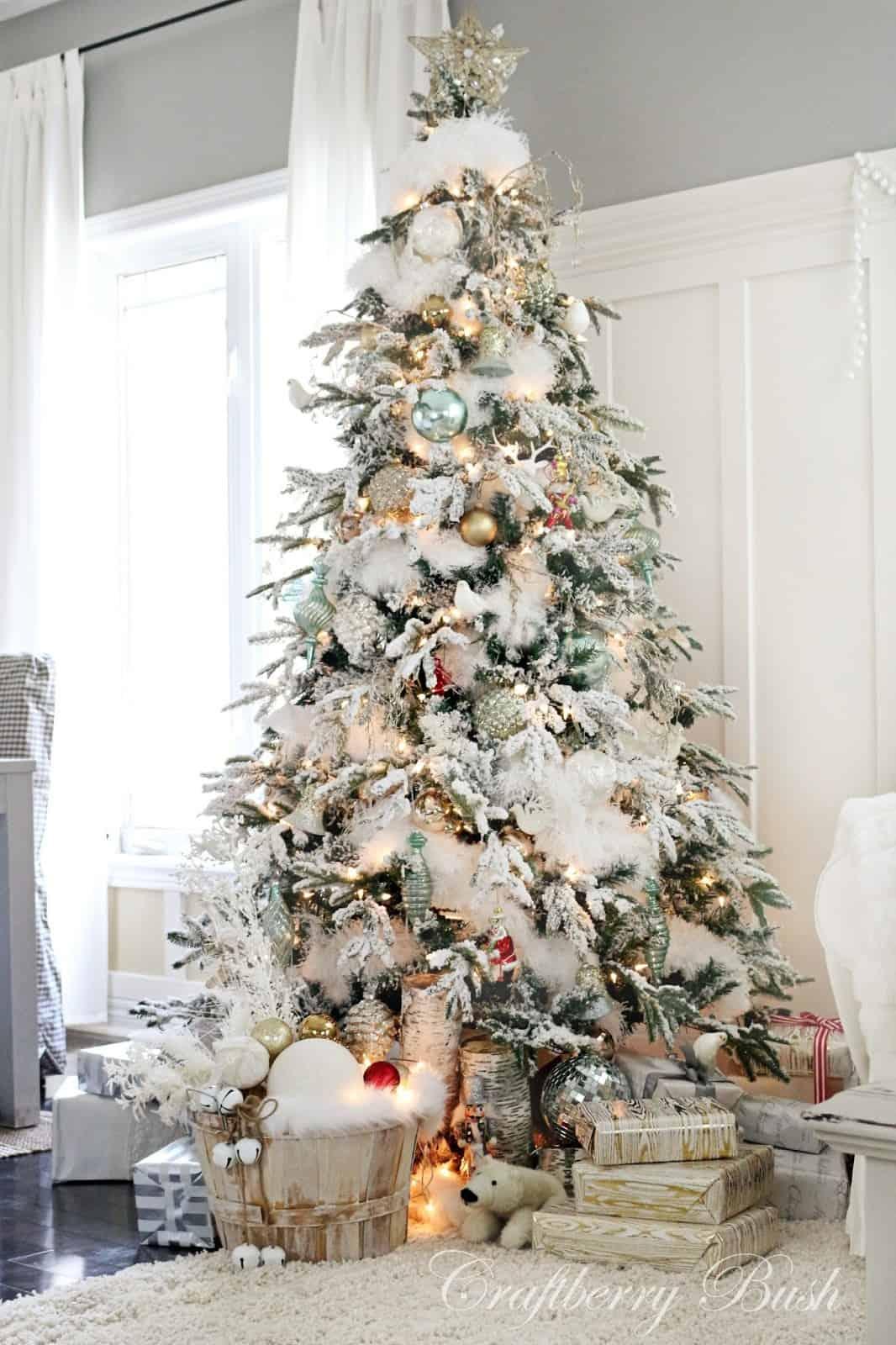 Christmas Tree Decoration Ideas-29-1 Kindesign