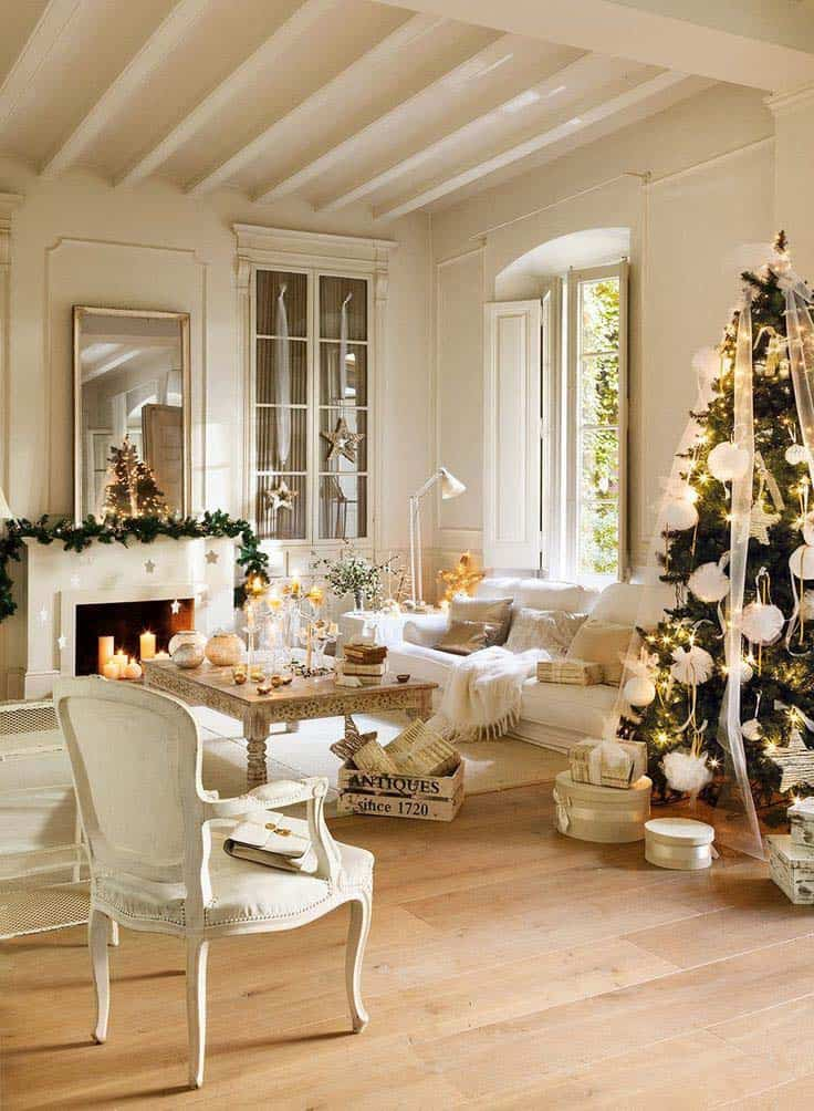 Christmas Tree Decoration Ideas-39-1 Kindesign