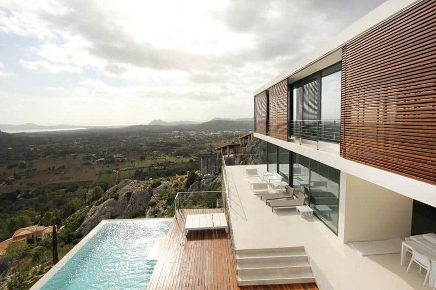 Contemporary Mountain House-Miquel Lacomba-04-1 Kindesign