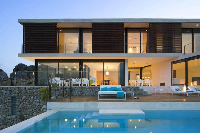 Contemporary Mountain House-Miquel Lacomba-06-1 Kindesign