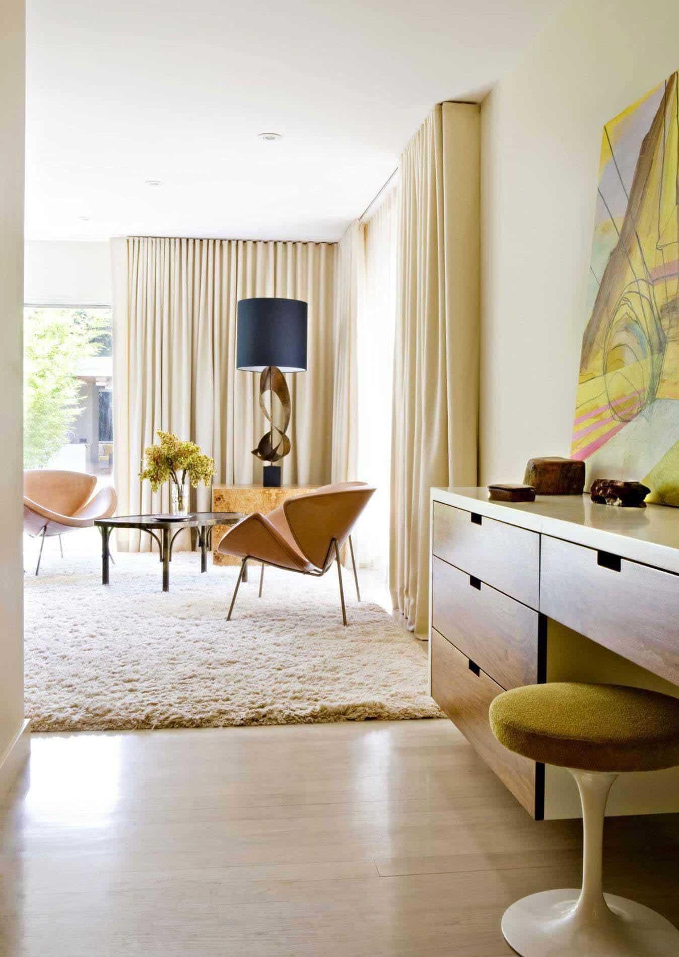 Mid-Century Modern Home-Jamie Bush-09-1 Kindesign