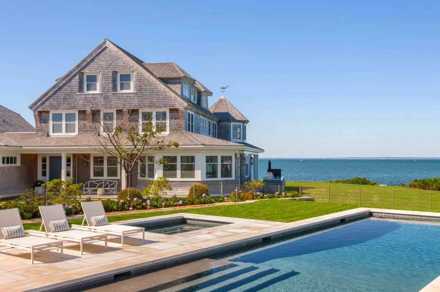 Heirloom cottage converted to seaside dream home in Cape Cod