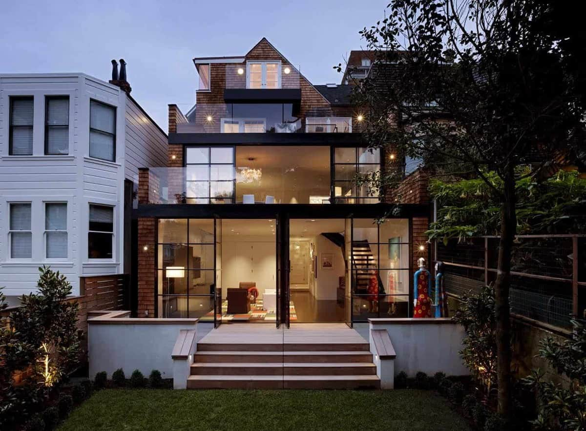 Stunning remodel in San Francisco opens to the outdoors