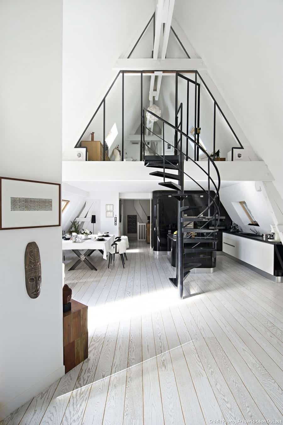 Attic Loft Apartment
