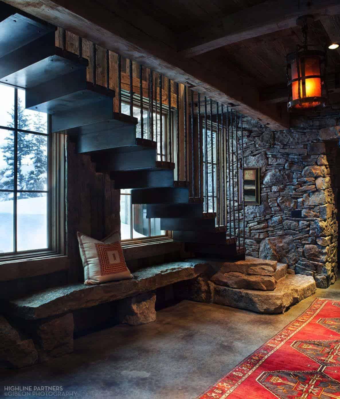 Mountain Retreat-Montana-KA Architecture-06-1 Kindesign