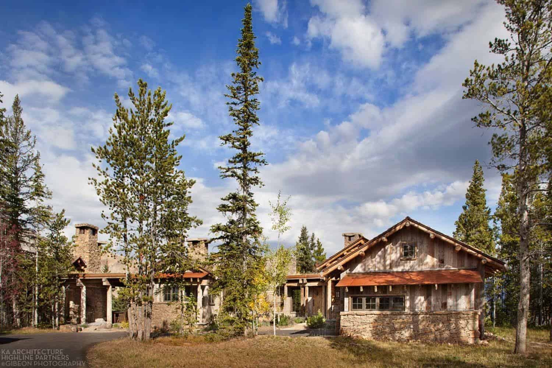 Mountain Retreat-Montana-KA Architecture-11-1 Kindesign