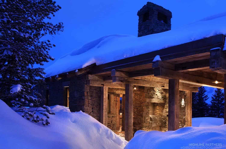 Mountain Retreat-Montana-KA Architecture-13-1 Kindesign