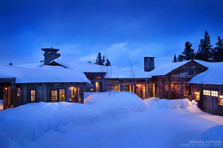 Mountain Retreat-Montana-KA Architecture-14-1 Kindesign