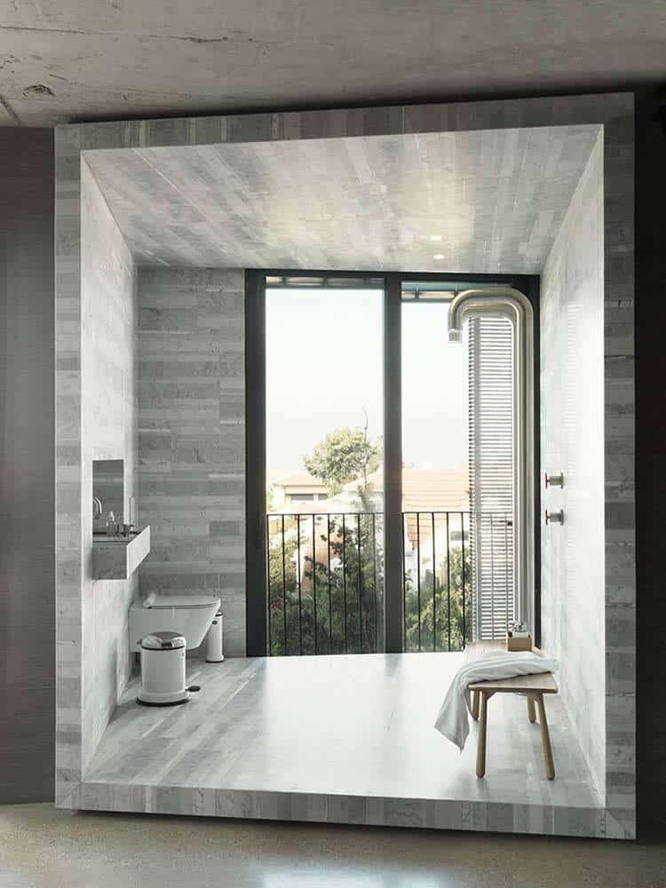 Tel Aviv Apartment-Bar Orion Architects-11-1 Kindesign