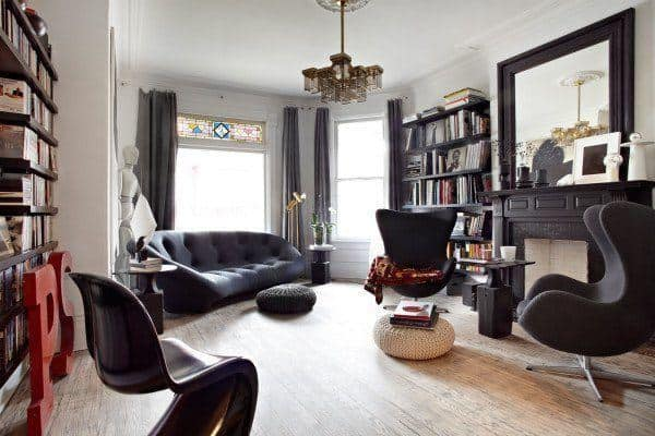 featured posts image for Old Victorian home in Toronto updated with a French twist