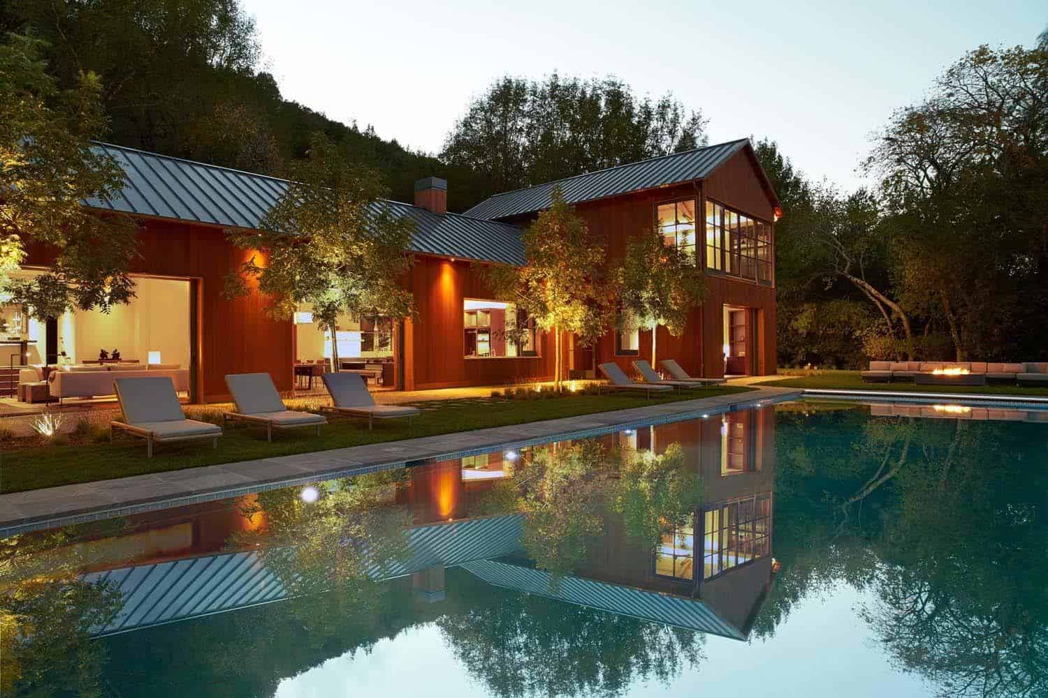 Delightful Sonoma wine country weekend retreat for relaxation