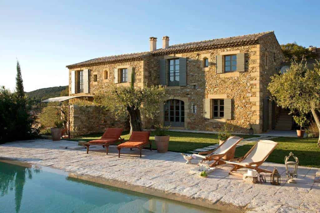 Charming mediterranean farmhouse retreat in Provence