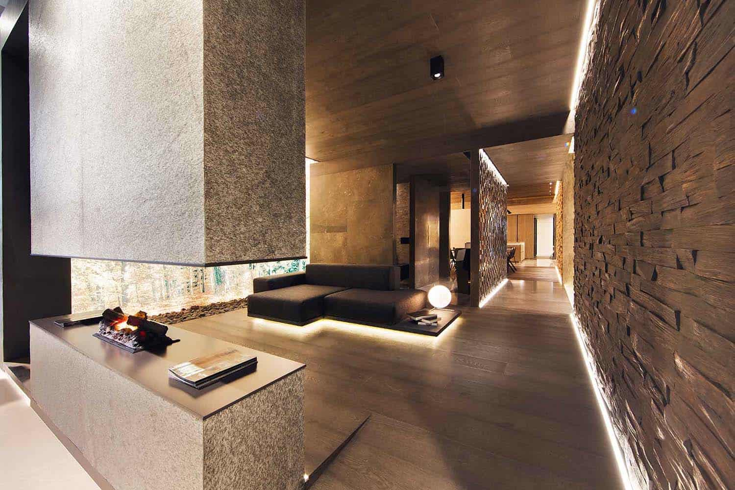 Luxurious display of materials showcased by Ramon Esteve in Spain