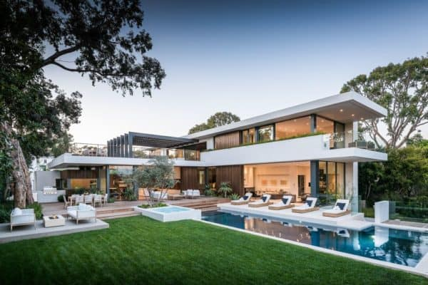 featured posts image for Sumptuous contemporary living in the Pacific Palisades
