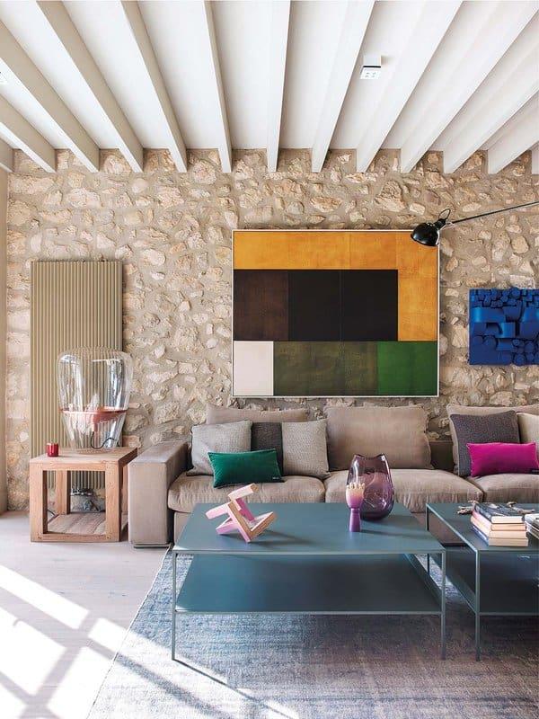 Majorcan Countryside Home-04-1 Kindesign