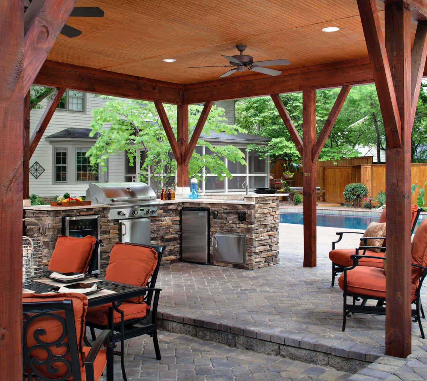 Traditional Outdoor Patio Designs-04-1 Kindesign