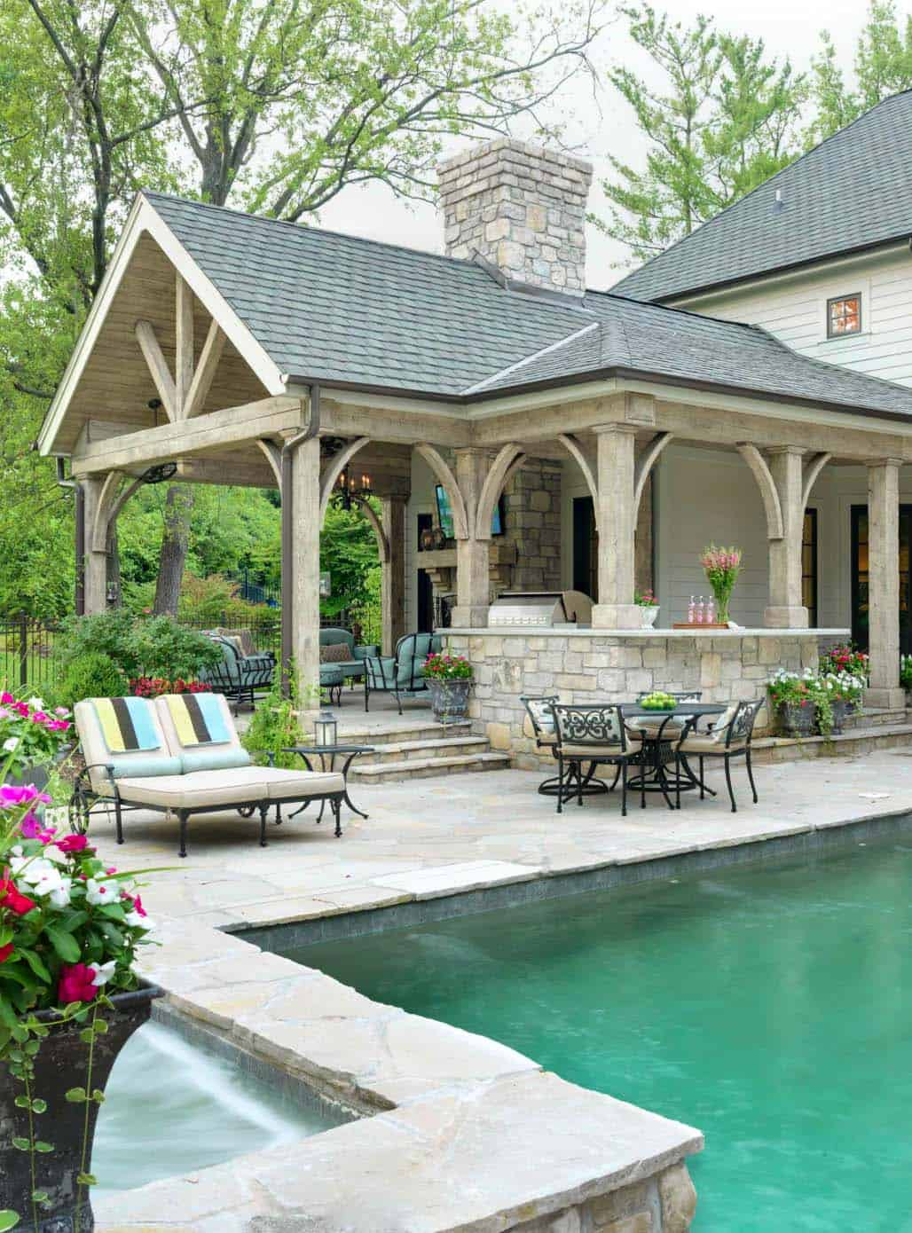 Traditional Outdoor Patio Designs-06-1 Kindesign