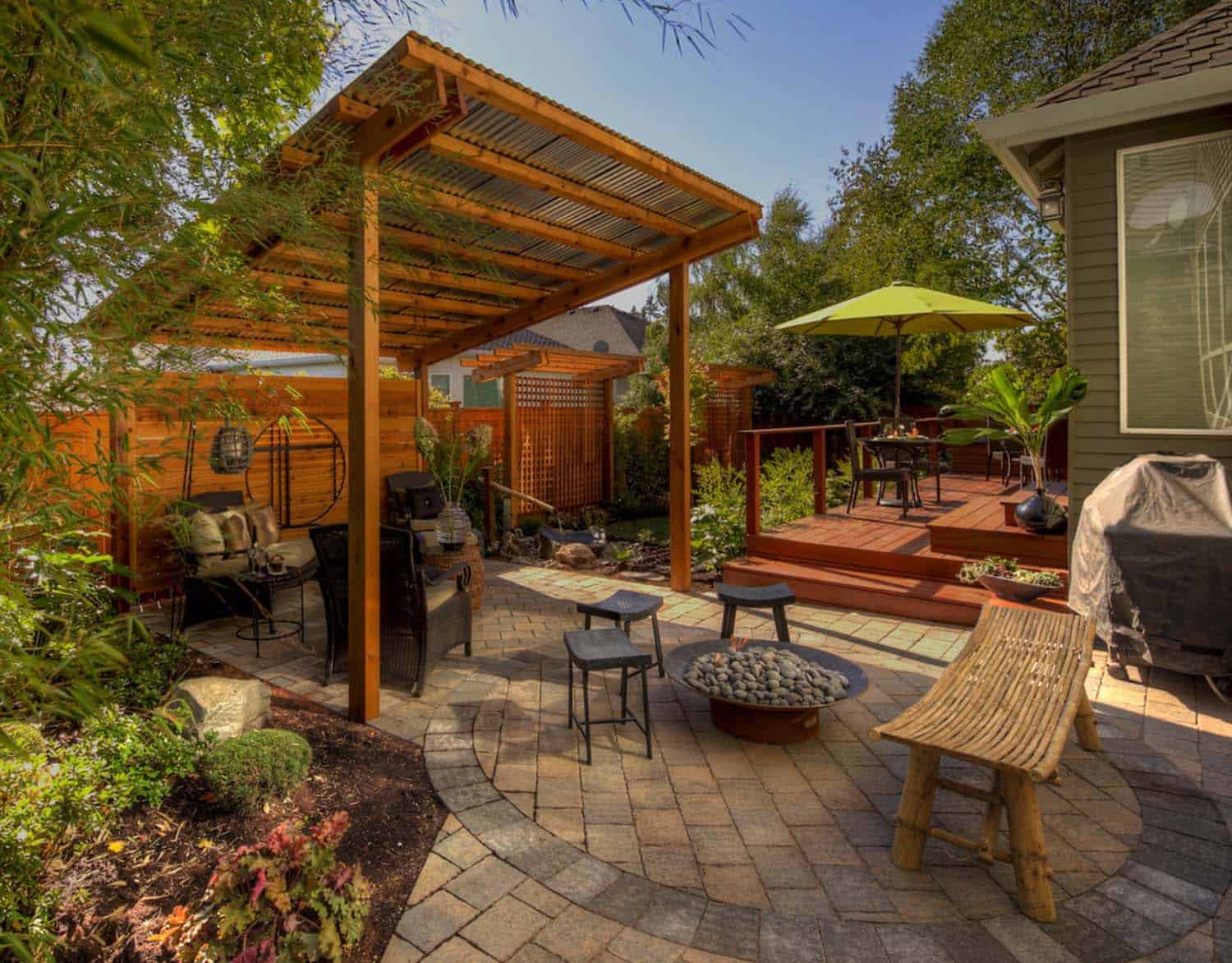 Traditional Outdoor Patio Designs-35-1 Kindesign