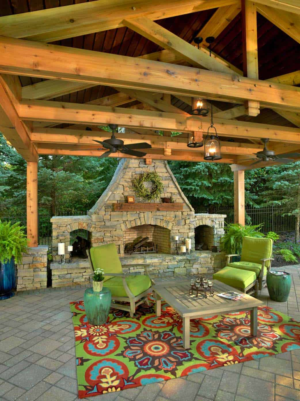 Traditional Outdoor Patio Designs-36-1 Kindesign