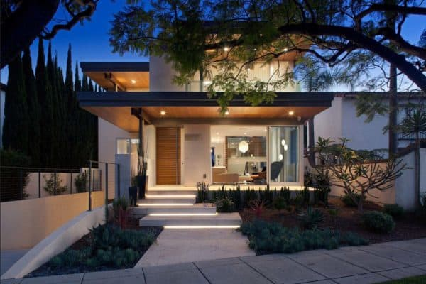 featured posts image for Southern California home features an elegant contemporary design