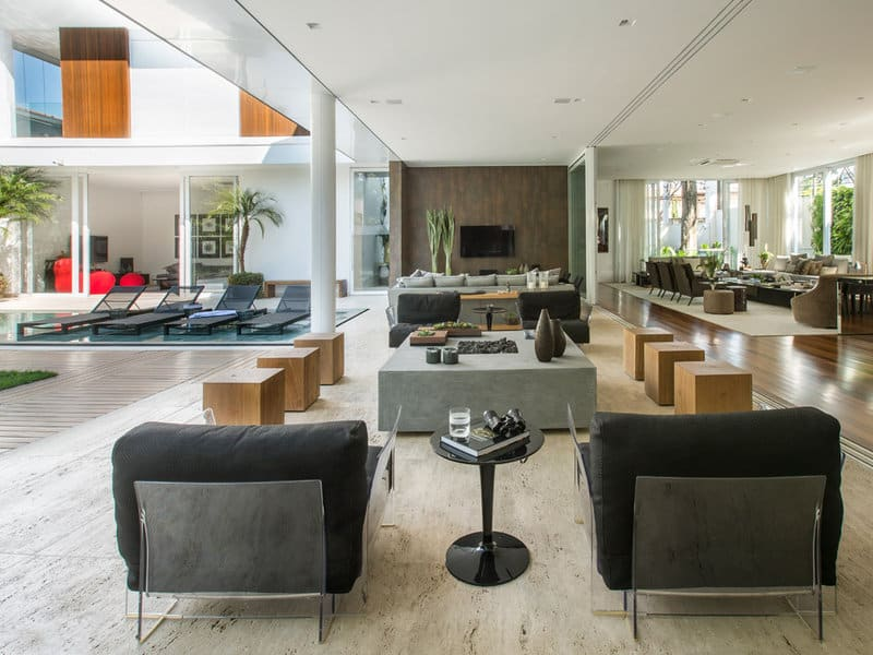 Luxurious Residential House-Ricardo Rossi-06-1 Kindesign
