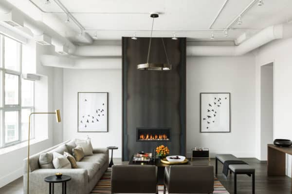 featured posts image for Toronto merchandise warehouse converted to modern industrial loft