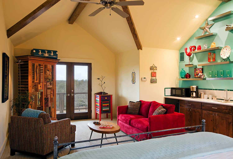 Ranch House-Barn-Burleson Design Group-13-1 Kindesign