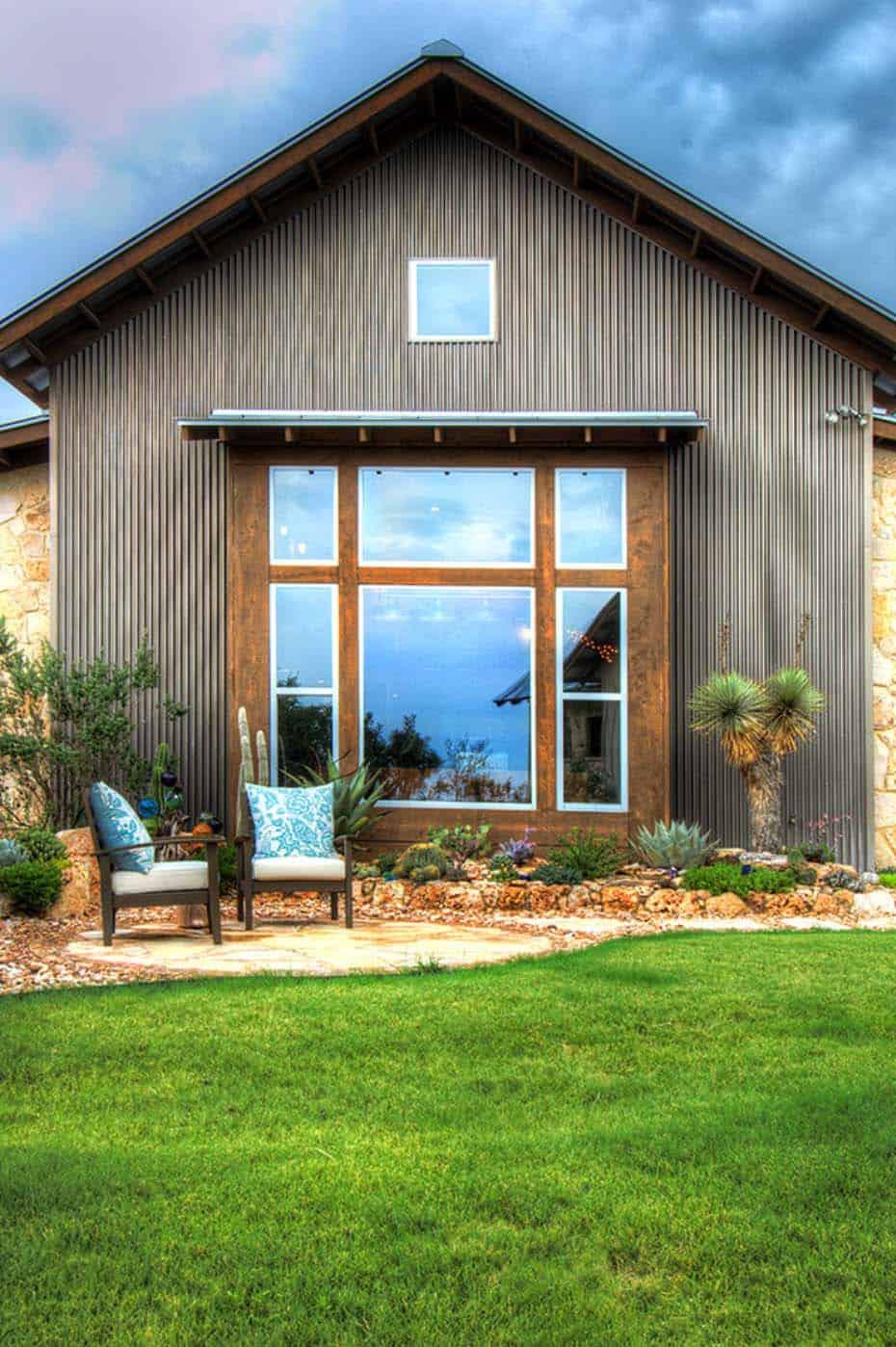 Ranch House-Barn-Burleson Design Group-18-1 Kindesign