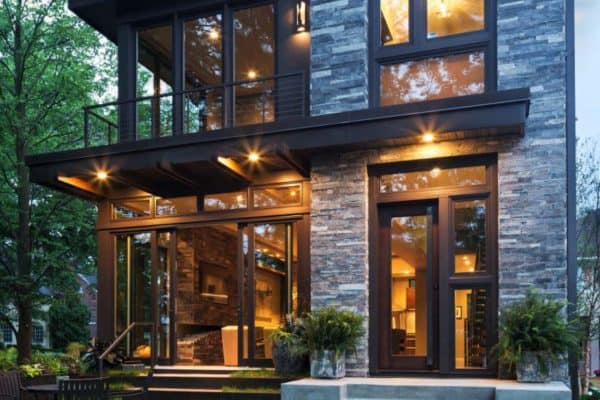 featured posts image for Idyllic contemporary residence with privileged views of Lake Calhoun