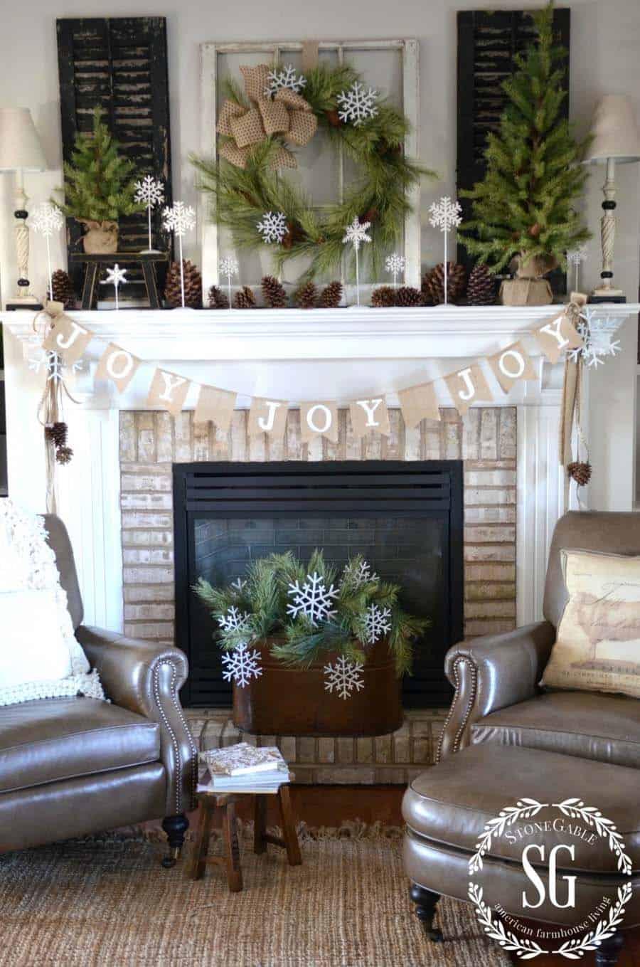 christmas-decor-ideas-rustic-country-25-1-kindesign