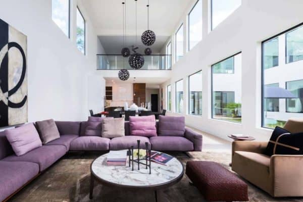 featured posts image for Exquisite contemporary home in Texas showcases stylish living