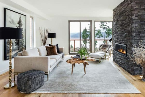 featured posts image for Exceptional forest house overlooking Cle Elum Lake, Washington
