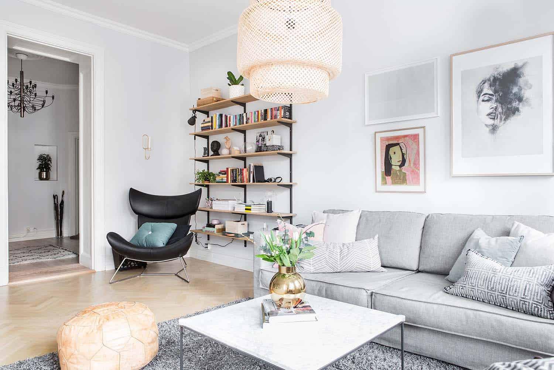 Scandinavian Apartment Home-06-1 Kindesign