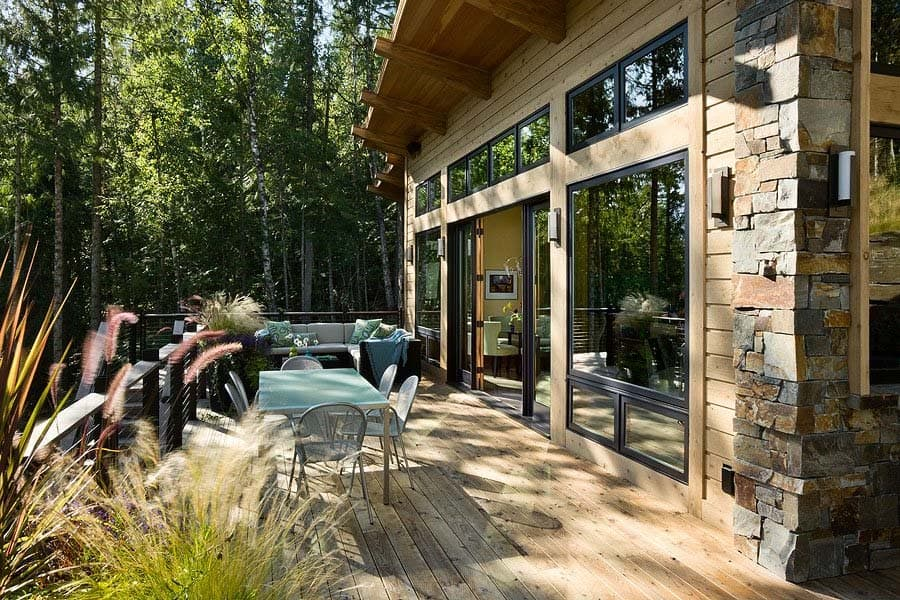 Rustic Lake House-Reid Smith Architects-04-1 Kindesign