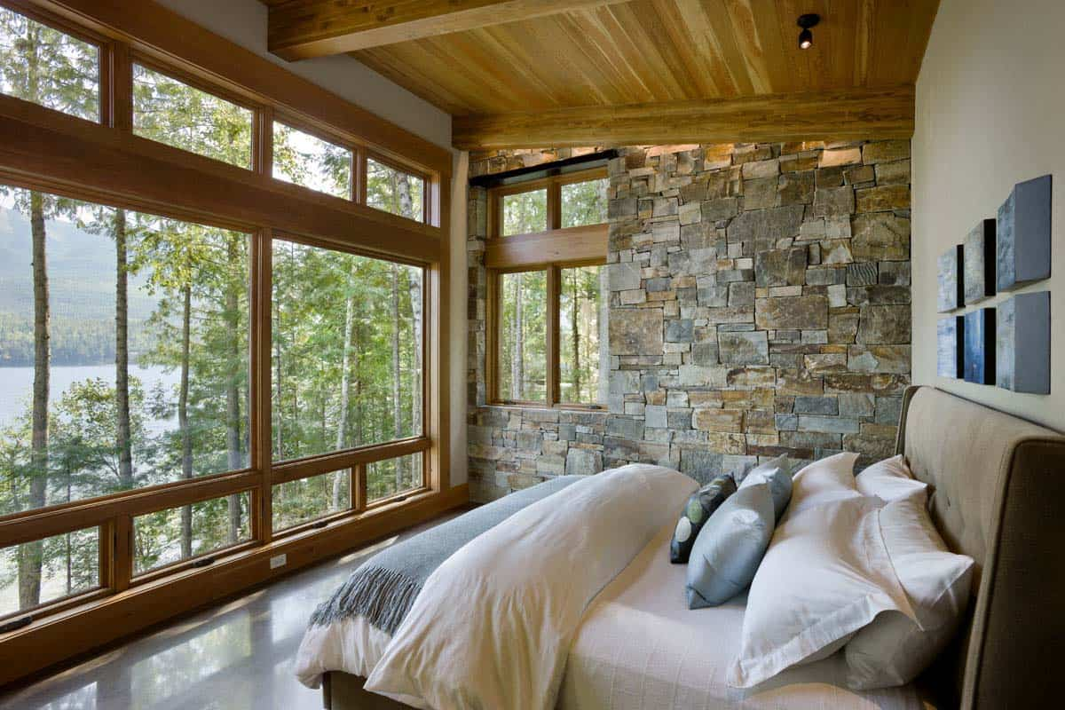 Rustic Lake House-Reid Smith Architects-08-1 Kindesign