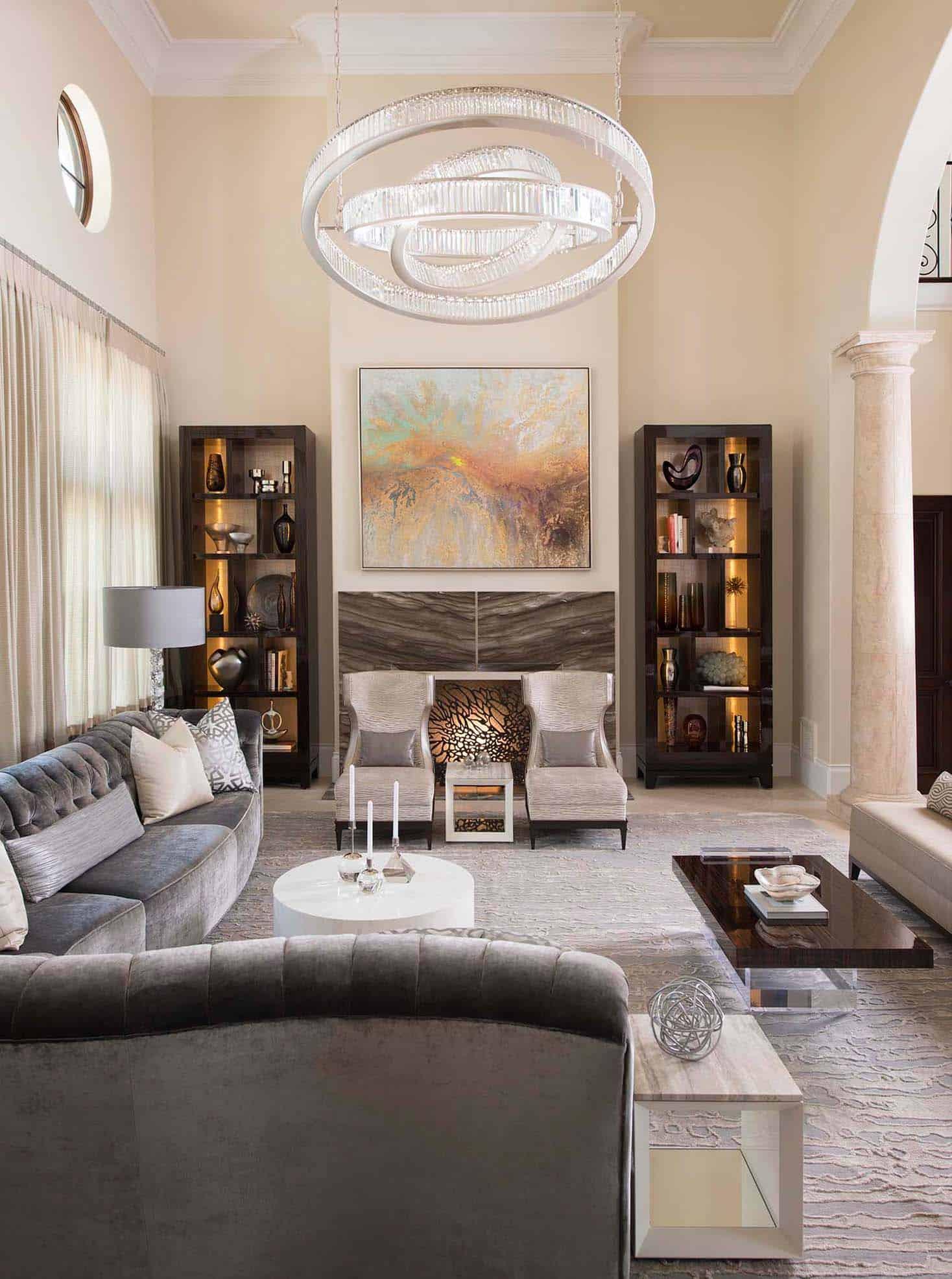 Contemporary Style Home-Dallas Design Group-01-1 Kindesign