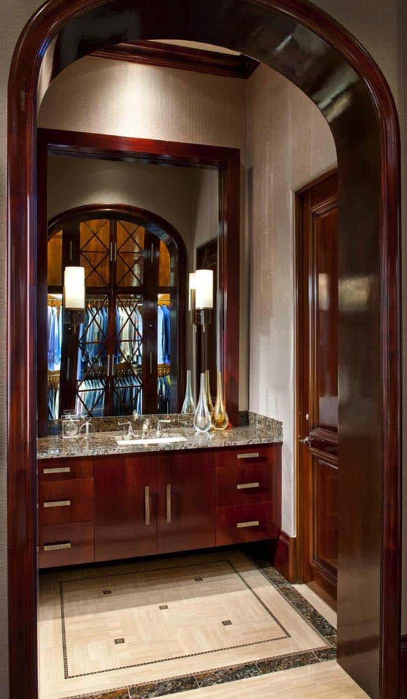 Contemporary Style Home-Dallas Design Group-05-1 Kindesign