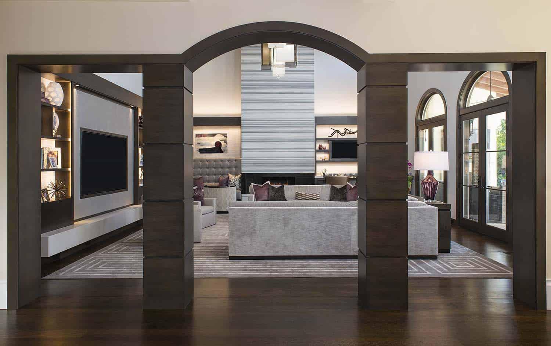 Contemporary Style Home-Dallas Design Group-11-1 Kindesign