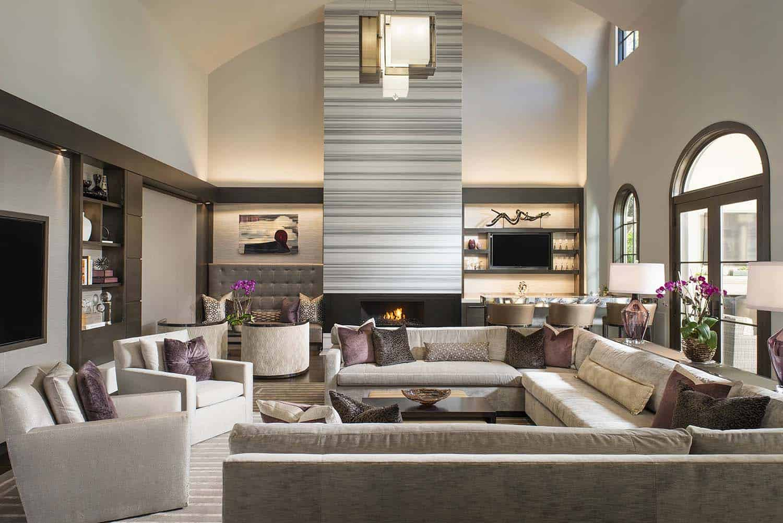 Contemporary Style Home-Dallas Design Group-12-1 Kindesign