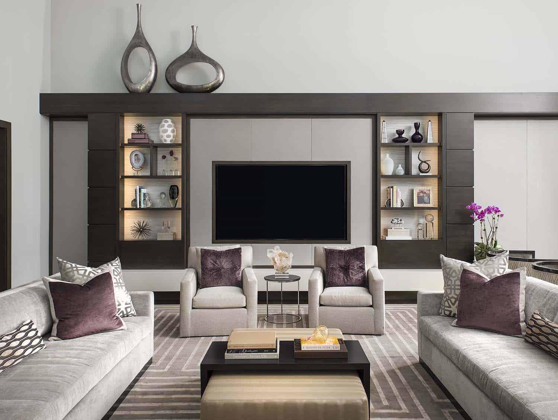 Contemporary Style Home-Dallas Design Group-13-1 Kindesign
