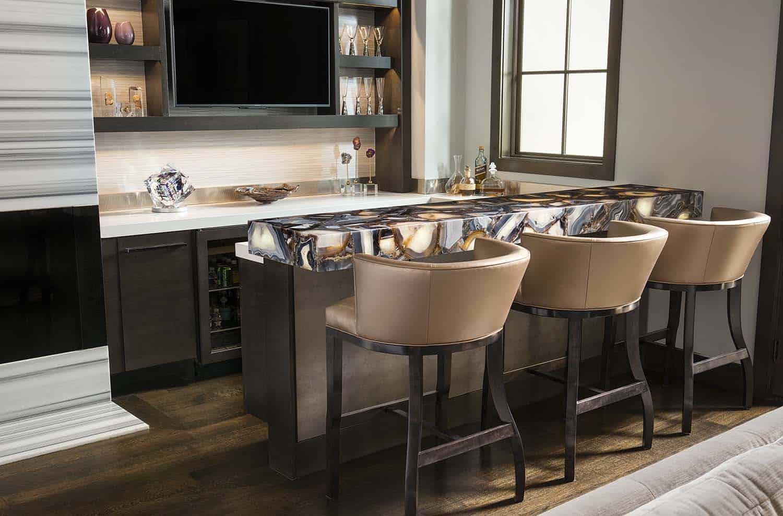 Contemporary Style Home-Dallas Design Group-14-1 Kindesign