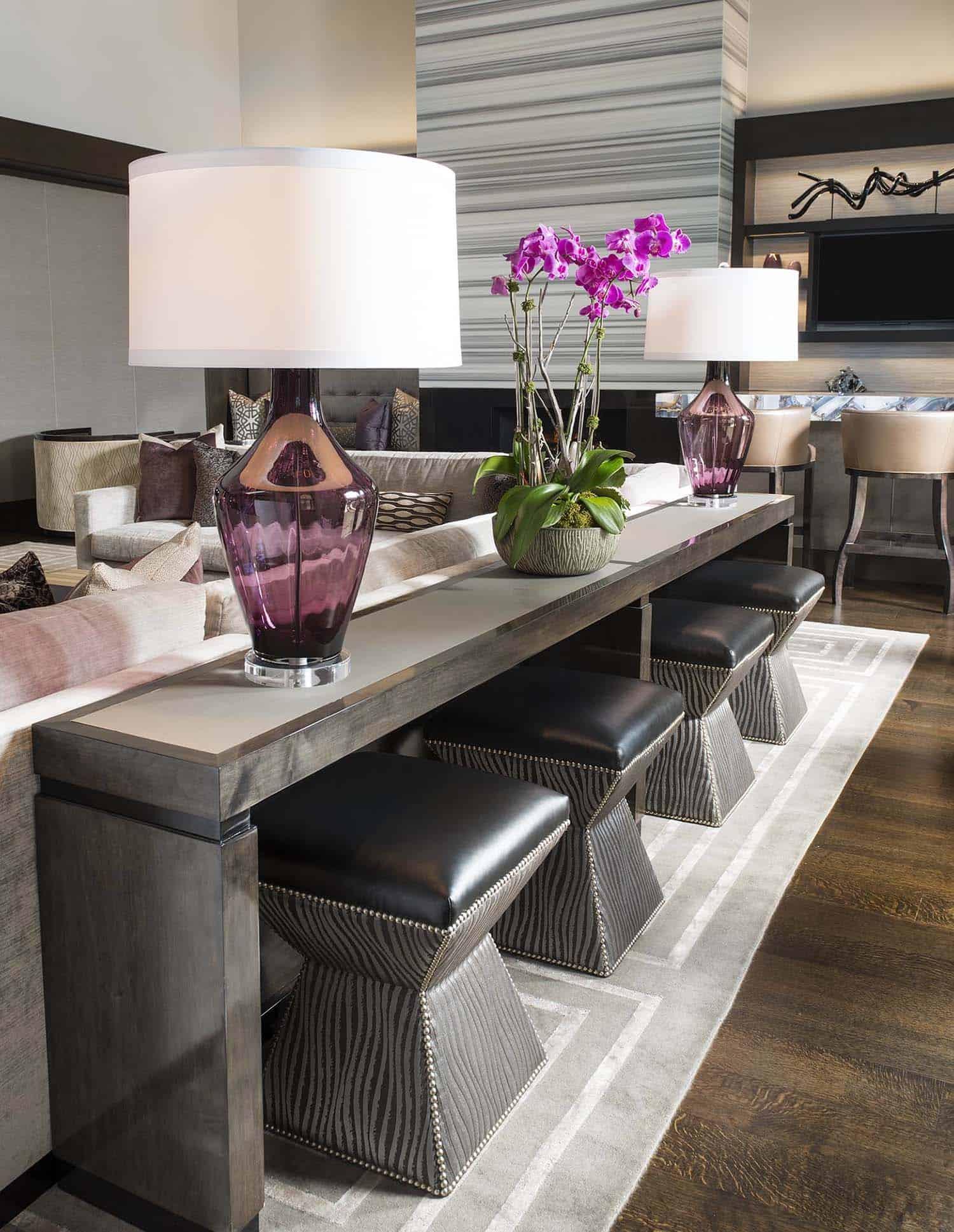 Contemporary Style Home-Dallas Design Group-15-1 Kindesign