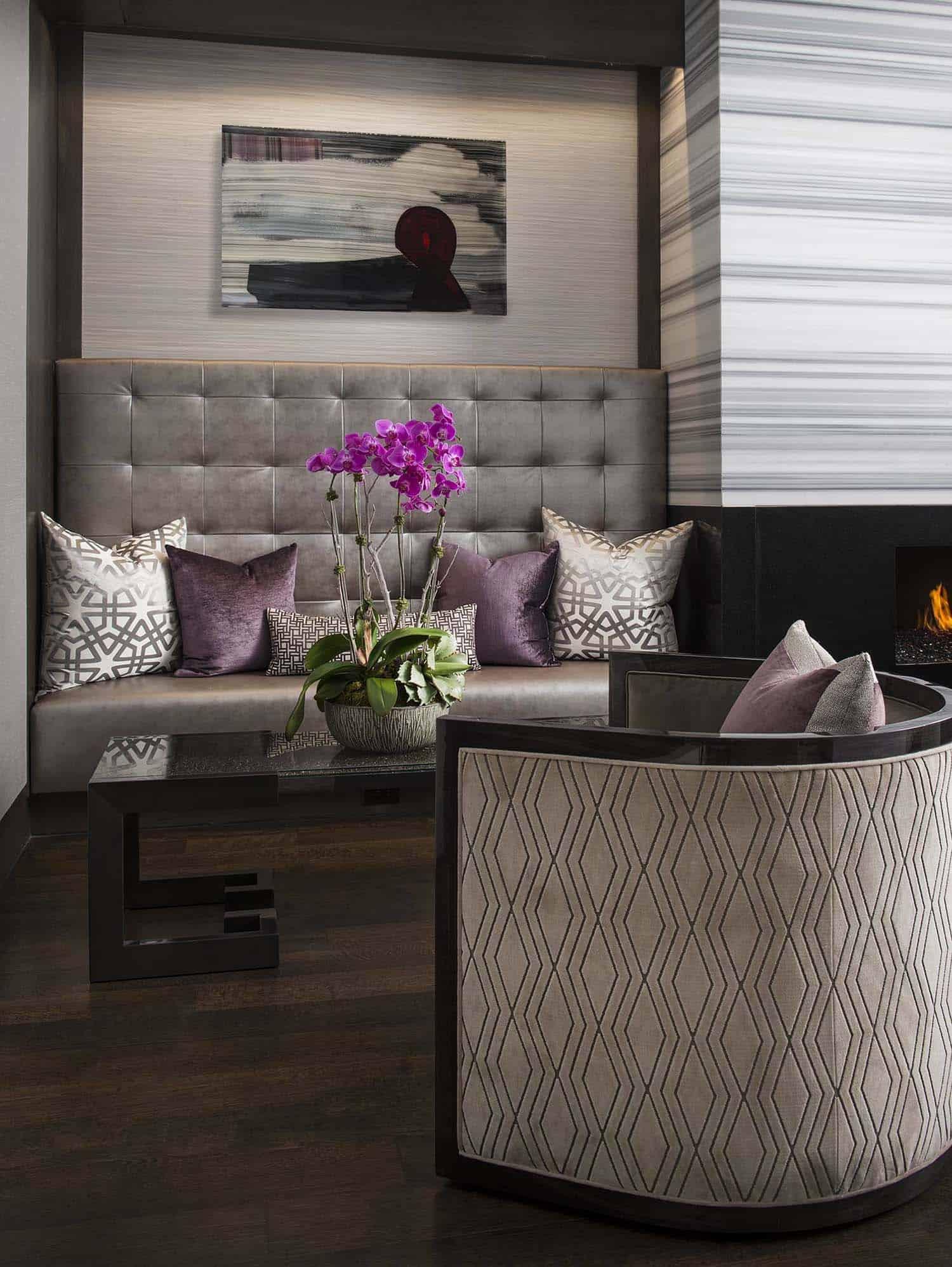 Contemporary Style Home-Dallas Design Group-16-1 Kindesign